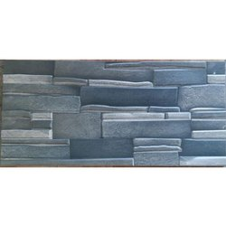 Ceramic Mosaic Grey Wall Tile, Thickness: 5-10 mm