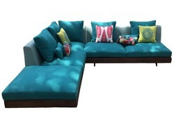 new designer L-Shape sofa