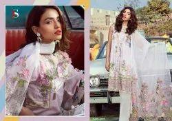 Classy Casual Wear Pakistani Suit