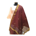 Patch Dew Drop Work Fancy Dupatta