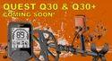 Quest Q30 Gold Metal Detector