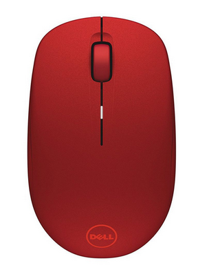 d0937a02824 Dell WM126 Red Wireless Mouse - View Specifications & Details of ...