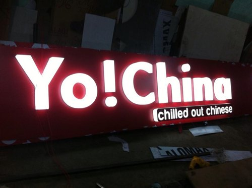 Acrylic Led Signages, Led Signage Boards | Jasola, New Delhi