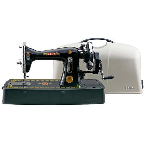 manual sewing machine at rs 15000 piece usha sewing machines id rh indiamart com usha flora sewing machine user manual usha janome wonder stitch sewing machine user manual