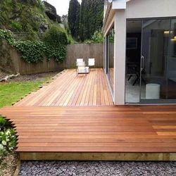 IPE Wood Flooring, Thickness: 19 mm