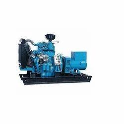 Three Phase Manual Used Diesel Generator, Voltage: 440 V