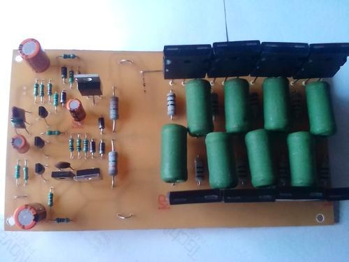 800 Watt 2sc5200/2sa1943 Transistor Mono Audio Amplifire Kit free Shipping