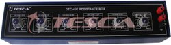 Decade Resistance Box - 6 Dial