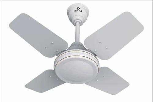 Bajaj Speedster 900 Mm White Ceiling Fan