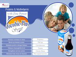 Proteins Multivitamin Syrup, Bottle Size: 200 ml