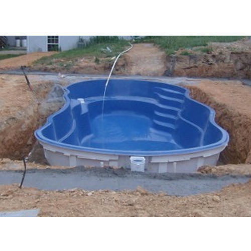 FRP Swimming Pools, Hotels/Resorts, Residential