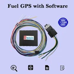 Vehicle Tracking System With Fuel And AC Monitoring