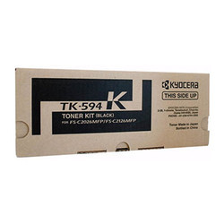Kyocera TK-594K Black Toner Kit