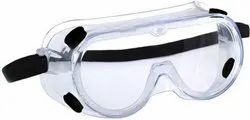 Clear 3M Goggle with Anti fog-1621