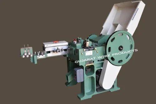 wire nail machine - Wire Nail Machine N2 Manufacturer from Rajkot