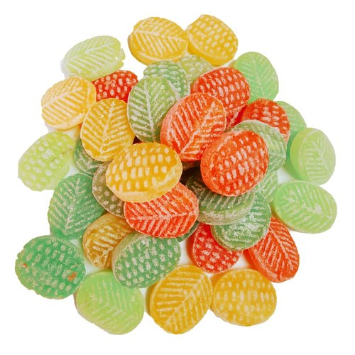 Mix Fruit Flavored Candies, Packaging: Packet