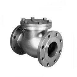 Pramani Stainless Steel SS Check Valves, For Industrial