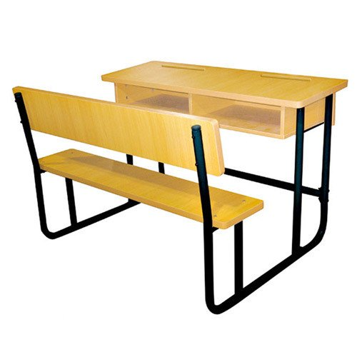 Terrific Wooden Desk Bench Caraccident5 Cool Chair Designs And Ideas Caraccident5Info
