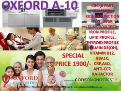 Oxford A10 ( Health Check Up)