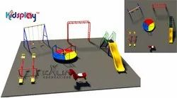 Eco Kids Play Zone- KP-KR-P101