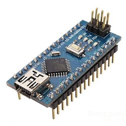 Arduino Nano With ATmega328 for DIY/Science Projects