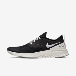 6545bccc68f4 Black And White Men Nike Odyssey React Flyknit 2 Nathan Bell Shoe