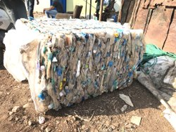PET Bottle Bale 95 Kgs
