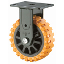 Heavy Duty Skidproof Caster Wheels With Durable Ball Bearing