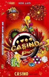 Casino Cracker Gift Box