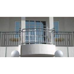 Stylish Ss Grill Design For Balcony Designs Ideas Steel Grills Images