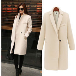 Women Over Coat