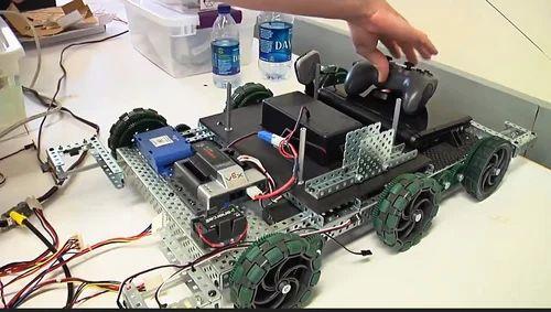 Robotics Training Service Manpower Training Services E2e