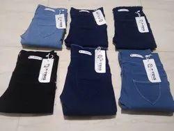 Pal -Tax Cotton Ladies DNM Pant, Waist Size: 28*32