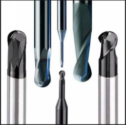 Solid Carbide Ballnose End Mills