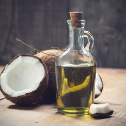 Coconut Cold Pressed Oil