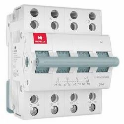 63 A 240 V Havells MCB Changeover Switches