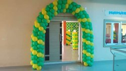 Yos Balloon Decoration, in Coimbatore