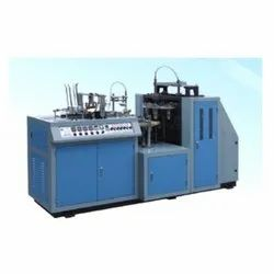 Automatic Paper Cup Machine