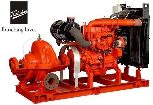 Fire Fighting Pumpset Diesel Engine Pump Set Wholesale
