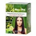 Women Maxx Pro Herbal Hair Darkening Shampoo, Packaging Type: Box