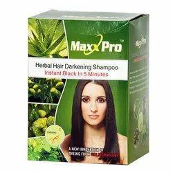 Maxx Pro Herbal Hair Darkening Shampoo