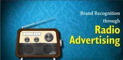 on air FM Radio Advertising, in India