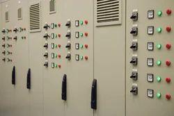 Instrumentation Control Panel