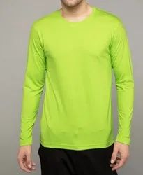 Full Sleeve Round Neck T Shirt