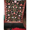 Wool Embroidered Shawls