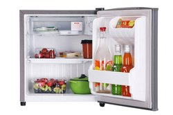 LG 45 L 1 Star Direct Cool Single Door Refrigerator(GL-B051RDSU.DDSZPST, Dazzle Steel)
