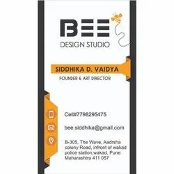 Business Card Designing Services