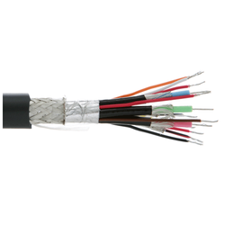 Copper RG-6, RG-11 Conductor Cable For CCTV, Length: 100 m 328 ft, Product Code: BC-3X2T7S