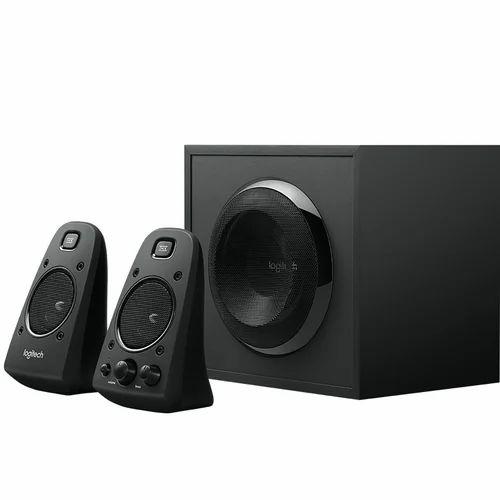 10b2096c864 Logitech Computer Speakers - Logitech Compact Stereo Speaker Service ...