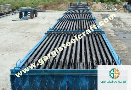 Plant For Prestressed Precast Compound Wall